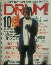 Drum January 2016 Robert Searight 19 Drum Apps Play Better  FREE SHIPPING sb