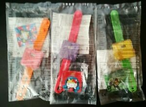 McDonalds-HAPPY-MEAL-TOY-3-differents-montres-de-justice-league-Hello-Kitty