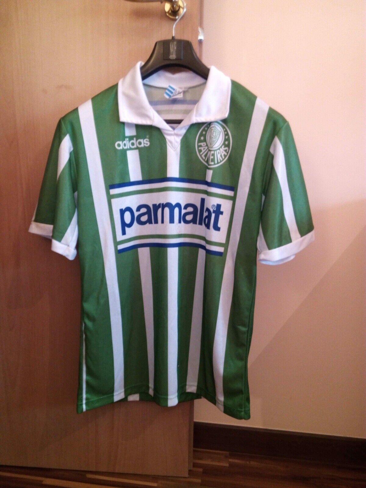 Palmeiras Match Worn Shirt 1992