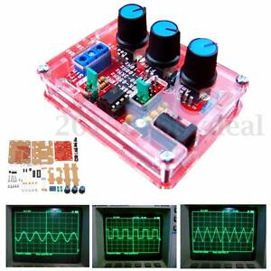 XR2206-Function-Signal-Generator-DIY-Kit-Sine-Triangle-Square-Wave-1HZ-1MHZ-New