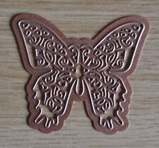 Metal Cutting Die - Beautiful Intricate BUTTERFLY Insect (Butterflies)