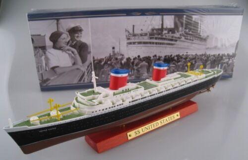 SS United States  Ozean Dampfer  ATLAS Fertigmodell  1:1250  OVP