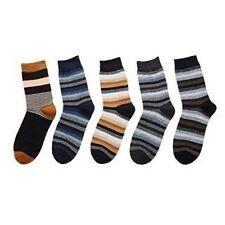 Mad Man Graduate Lines 5pc Sock Set NIB R$19.99