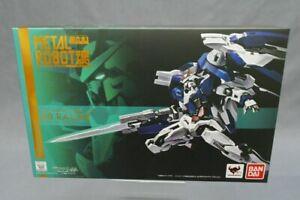 Metal Robot Spirits 00 Raiser + GN Sword III DIECAST BANDAI CHOGOKIN NEW