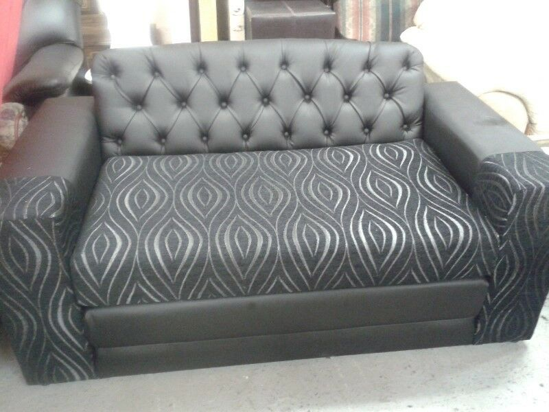 Incredible Deep Button 2 Seater Sleeper Couch East London Gumtree Classifieds South Africa 378119713 Caraccident5 Cool Chair Designs And Ideas Caraccident5Info
