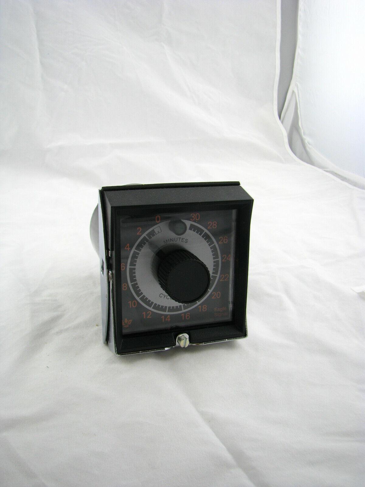Eagle Signal HP50A6 Hp5 Cycl-flex Timer 0-30sec