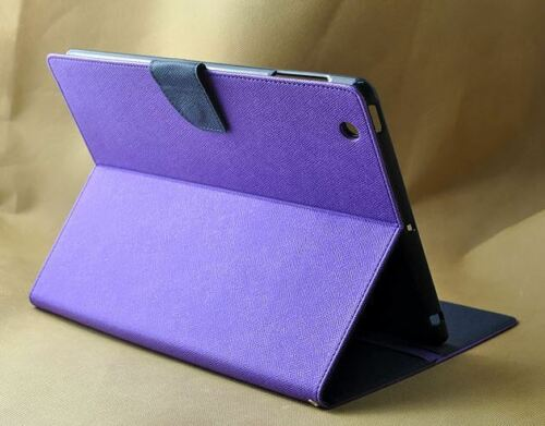 Apple iPad 4//3//2 PU Leather Magnetic Flip Cover Case w// Stand /& Sleep//Wake