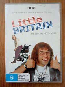 Little-Britain-Series-2-DVD-2005-2-Disc-Set
