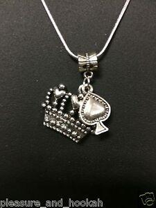 quot of spades necklace quot hotwife qos