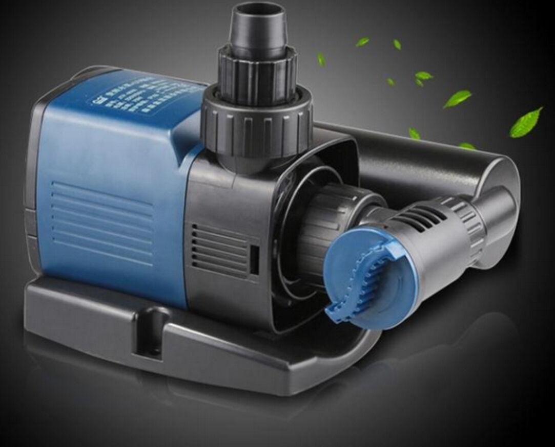 4000-16000L H Frequency Pump UV-C Sterilization Filter Water Pump Fish Tank Pond