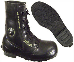 Mickey Mouse Combat Boot (Extreme Cold Vapor Barrier Boots) - New, Bata Brand