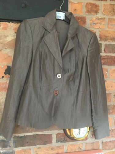 Suit Libra Bnwot 10 Trouser 8 Size Linen 6qWrp1qE