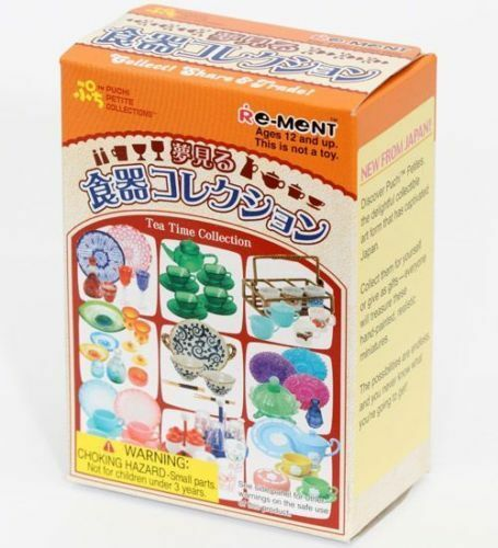 Re-Ment Mini Tea Time Collection Cup Dish No.3 RETIRED