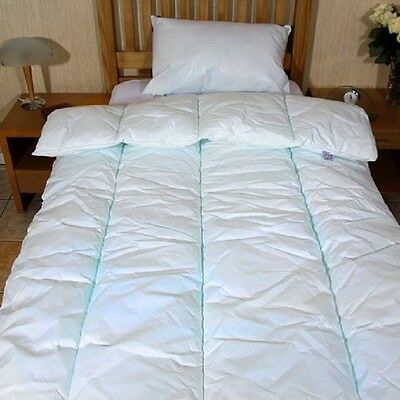 Beminnelijk Waterproof Wipe Clean Bed Set, Single Bed , Duvet, Pillow, Mattress Protector Bespaar 50-70%