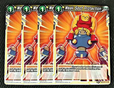 Red Dragonball Super Exalted Trio Videl BT7-014 C