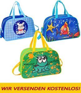 515cdee6c3bb2 Das Bild wird geladen Kinder-Umhaengetasche-Sport-Schultasche-Tasche- Handtasche-Schultertasche-Disney