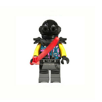 Luke Cunningham njo392 LEGO® Ninjago 70638 Minifigs
