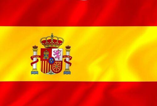 Bandera España Grande Española 90x150cm Nacional Españoles Viva España Viva Roja
