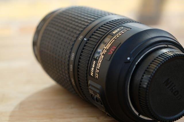 Zoom, Nikon, Nikon Nikkor 70-300mm f/4.5-5.6G IF-ED AF-S