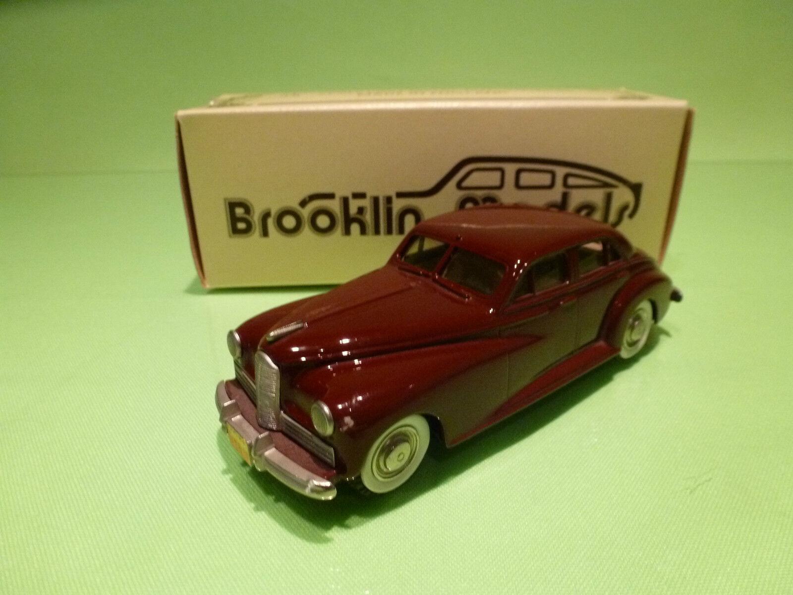 BROOKLIN MODELS BRK 18 PACKARD CLIPPER 1941 - 1 43 - RARE SELTEN - NMIB