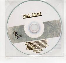 (GO10) Wild Palms, Over Time - 2009 DJ CD