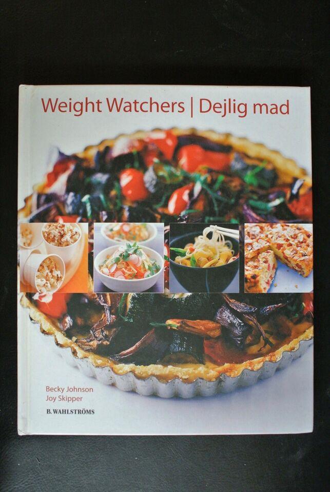 weight watchers - dejlig mad, af becky johnson og joy