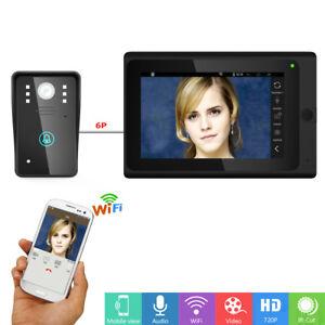 7-034-Wired-Wireless-Wifi-IP-Video-Door-Phone-Doorbell-Intercom-Support-Remote-APP