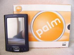 New-in-Box-Palm-Tungsten-TX-PDA-Handheld-Organisateur-Bluetooth-WIFI
