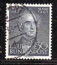 Germany--#695 Used--Justus von Liebig--1953
