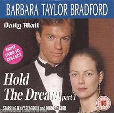 BARBARA TAYLOR BRADFORD: HOLD THE DREAM PART 1 (Daily Mail R2 DVD) (Seagrove)