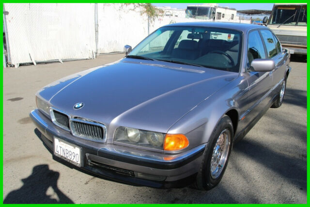 1997 BMW 7-Series 740iL 4dr Sedan