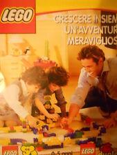 Catalogo LEGO DUPLO 1999 edizione 0-5 anni   [G254]