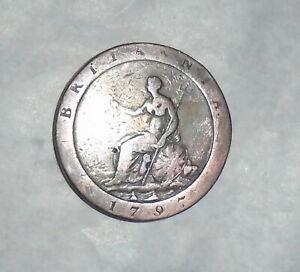 britannia coin 1797 georgius iii