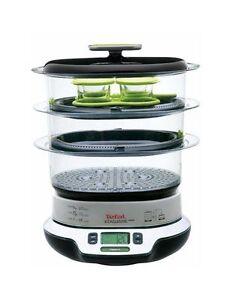 NEW-Tefal-Vita-Cuisine-Compact-Steamer-VS4003