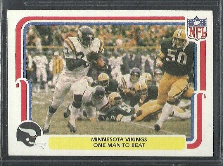 Grab Bag of 30 Cards from 1980s-Today Minnesota Vikings Football Cards