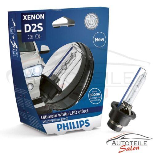 120/% 85122WHV2S1 Philips D2S WhiteVision gen2