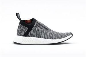 0fc66ab19 Men s Adidas NMD CS2 City Sock Glitch Camo Black   Red Sz 8 BZ0515 ...