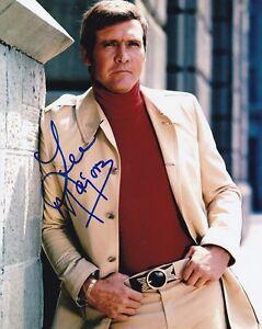 Lee Majors Six Million Dollar Man Autographed Signed 8x10 Photo Reprint