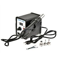 New Fashion 858D Soldering Station SMD Desoldering Hot air Solder Iron Stand