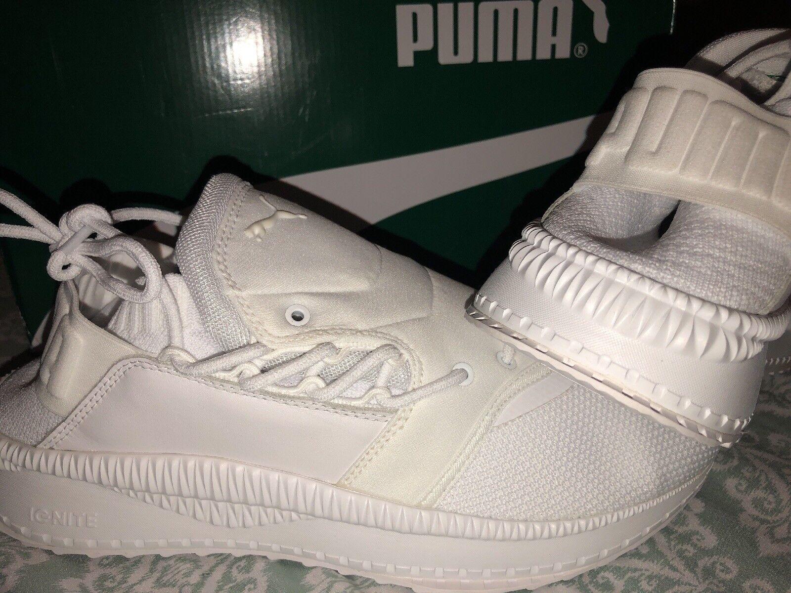 PUMA Men's Shoes TSUGI Shinsei White Comfortable