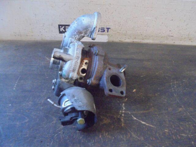cargador turbo Ford Focus III DYB 9804119380 1.5TDCi 88kW XWDB 172576