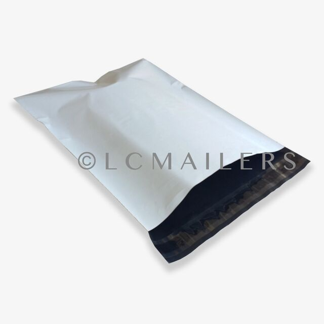 1000 6x9 Poly Mailers Shipping Bags Self Sealing Envelopes 2.5 Mil
