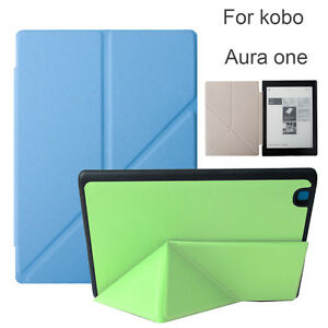 Ultra-Slim-Smart-Magnetic-Transform-Case-Cover-Stand-For-kobo-aura-one-7-8-inch