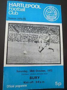 Hartlepool-V-Bury-1972-3