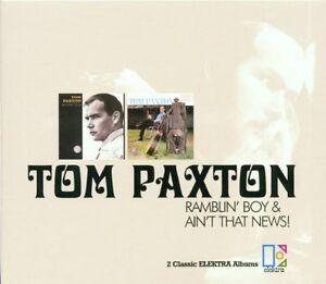 Tom-Paxton-Ramblin-039-Boy-Ain-039-t-That-News-CD