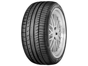Sommerreifen C//A//71 Continental ContiSportContact 5-235//50 R18 97V SUV /& 4X4
