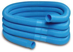 Details zu Schlauch 32mm für Intex Pool Pumpen Schwimmbadschlauch Blau Sandfilter
