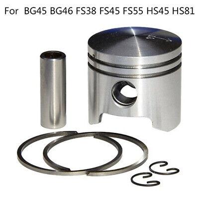 34mm Piston Pin Kit For Stihl BG45 BG46 FS38 FS45 FS55 HS45 HS81 Trimmer Blower