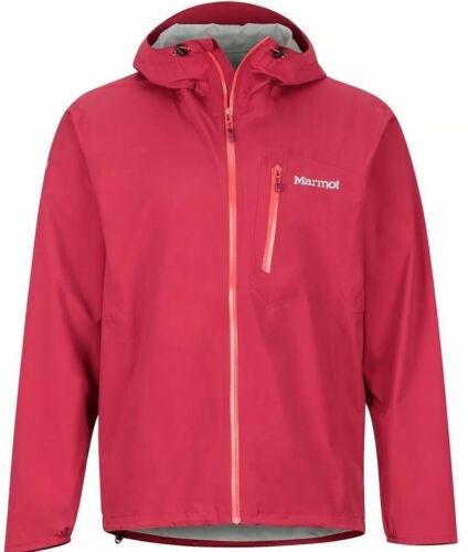 L Sienna Red M MSRP $200 NWTs Marmot Men/'s Essence Jacket S