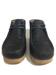 Mens Clarks Stinson Hi Chukka Boot